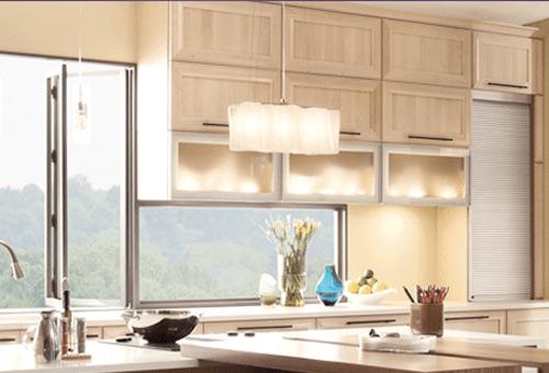 Contemporary & Dynamic Kraftmaid Kitchen Style