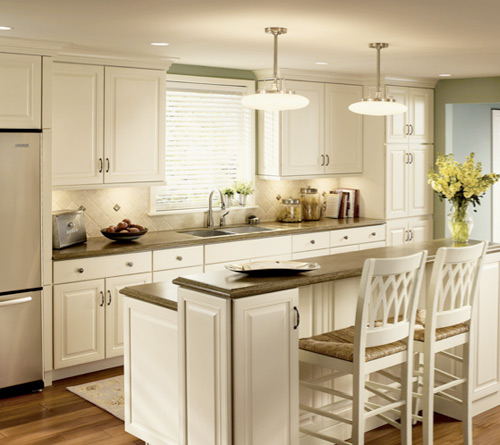 Kraftmaid Kitchen Style Samples Goodlife Kitchens San