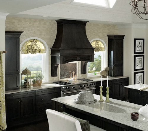 Luxe Transitional Kraftmaid Kitchen Style